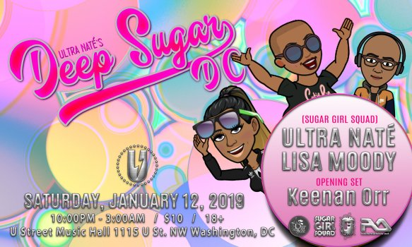 Deep Sugar DC