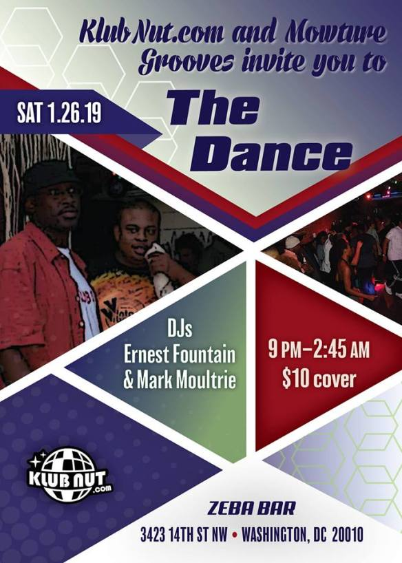 The Dance at Zeba Bar