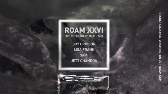 ROAM-XXVI