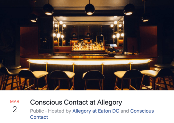 Constant Contact at Allegory