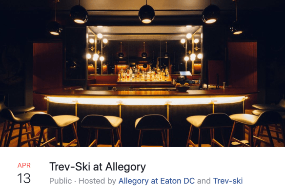 Trev-ski at Allegory