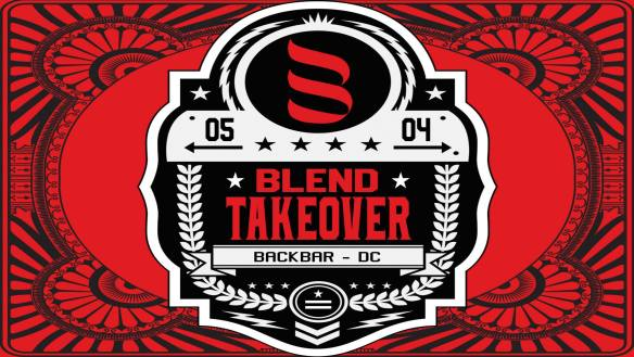 blend backbar takeover