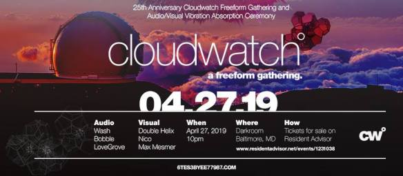 cloudwatch 25 year anniversary