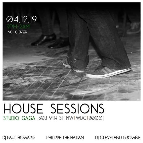 house sessions at studio ga ga