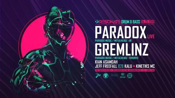 paradox live and gremlinz