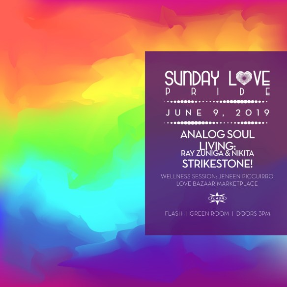 Sunday Love Analog Soul