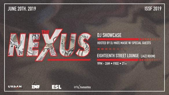 Nexus DJ Showcase