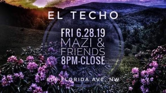 mazi and friends at el techo