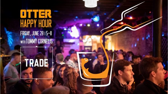otter happy hour with tommy cornelis