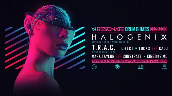 resonate halogenix
