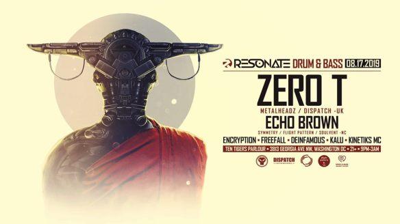 Resonate with Zero T