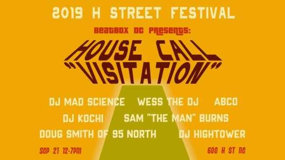 beatbox house call