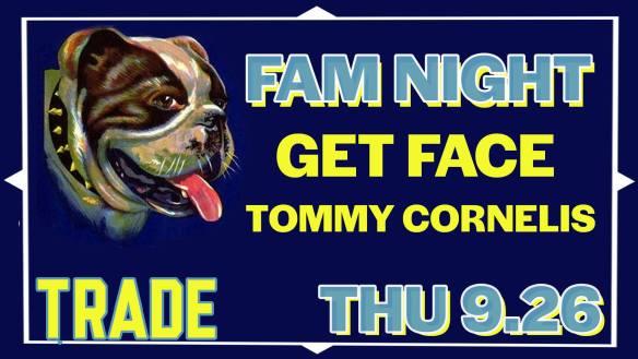 fam night get face