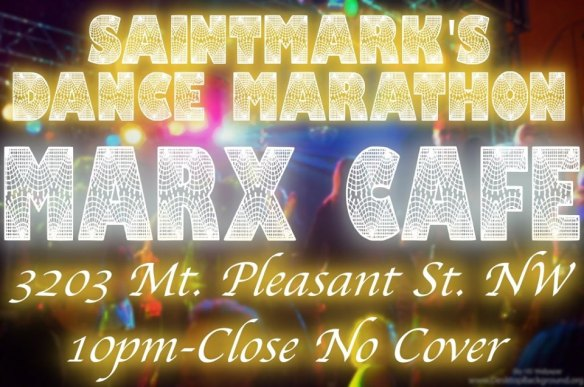 saint marks dance marathon