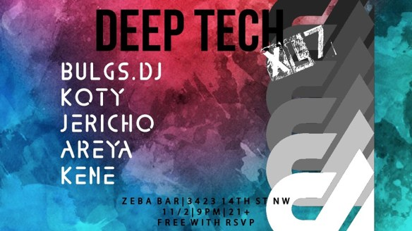 Deep Tech XL7