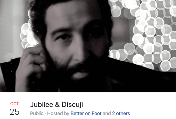 Jubilee and Discuji at Wild Days