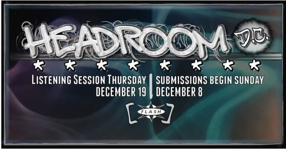 Headroom listening sessions december