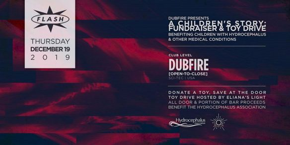 dubfire open to close at flash