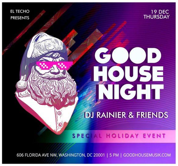 good house night el techo 12-19