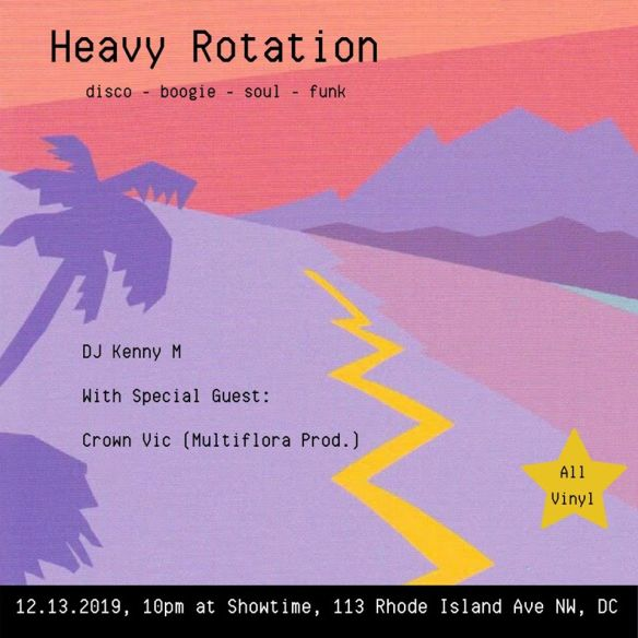 heavy rotation dec 13