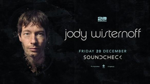 jody wisternoff at soundcheck 12-20