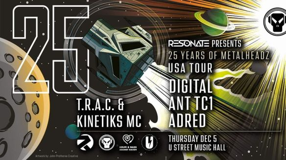 resonate 25 years of metalheadz