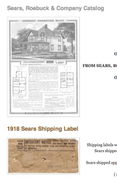 Rare House History