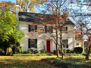 Colonial Village Shepherd Park homes for sale