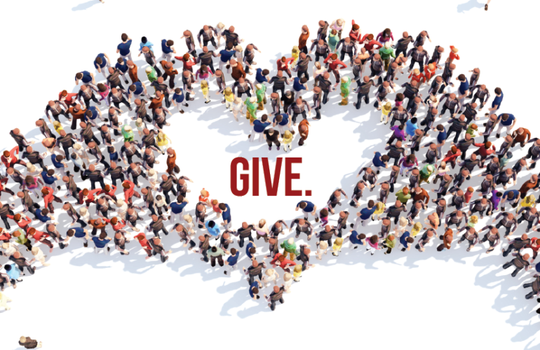 Annual Giving Drive - Give