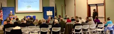 April 2016 Annual Meeting at FDR Library.