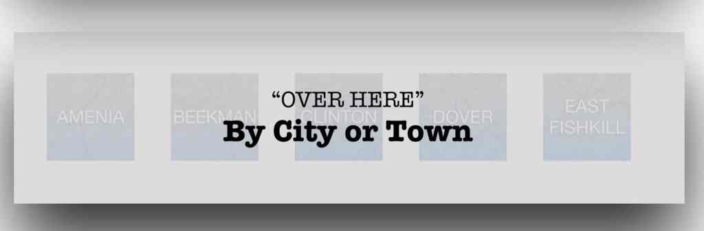 By city, town, village