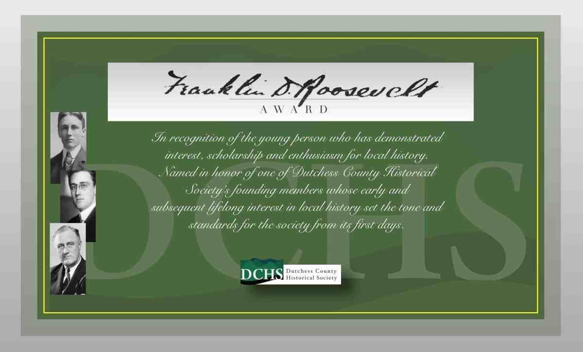 FDR AWARD