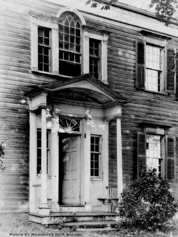 Tabor Wing Doorway HDMB 1931