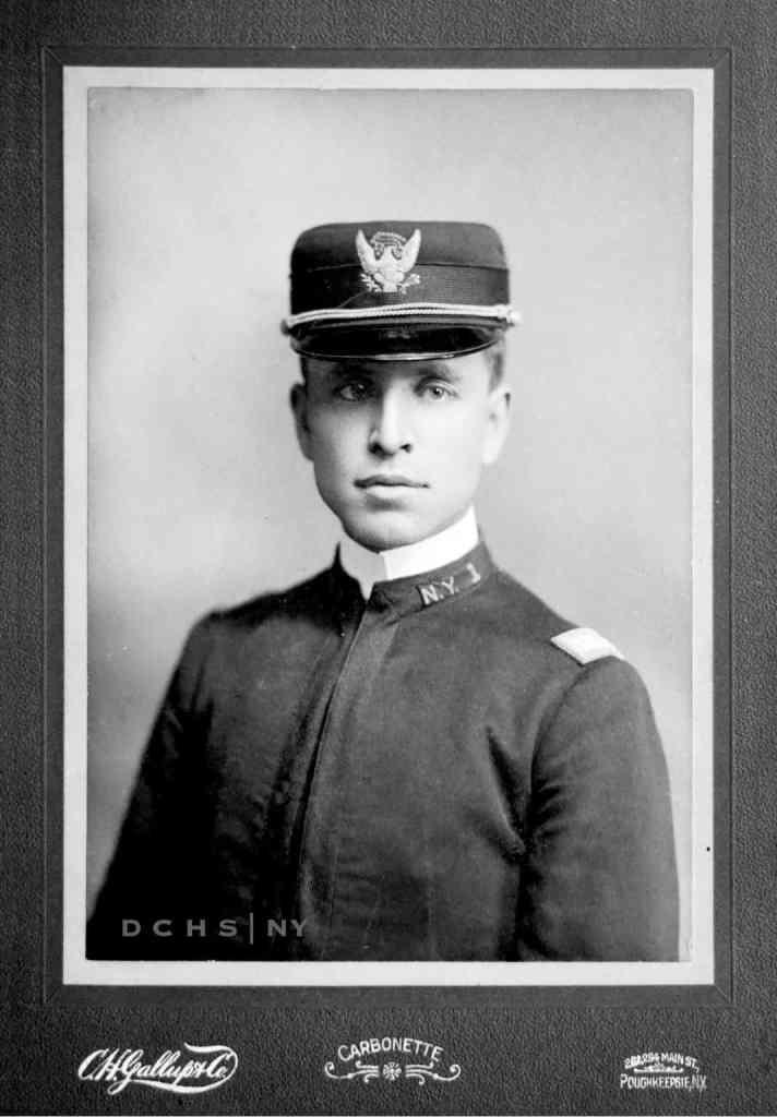 Major John K. Sague
