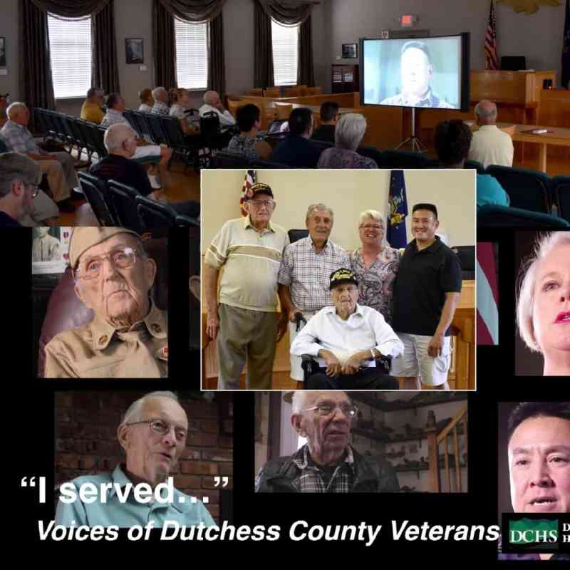 """I SERVED..."" VETERANS VOICES"""