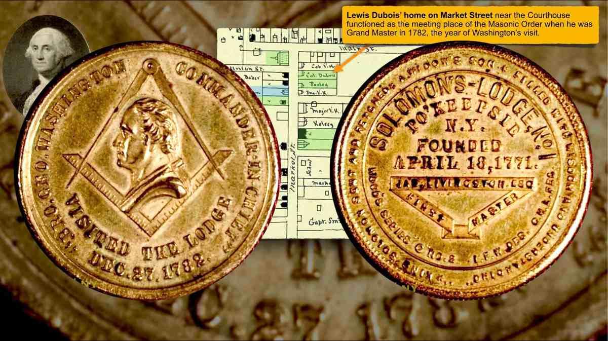 SOUVENIR COIN DCHS COLLECTIONS