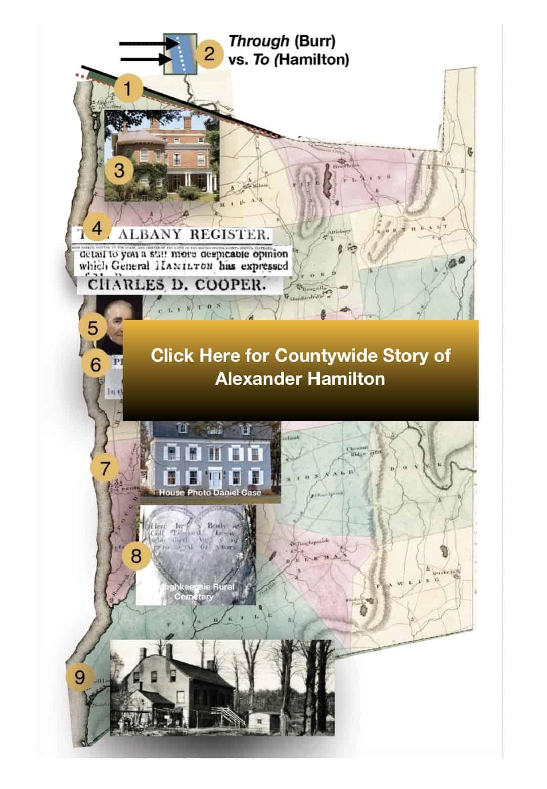 Hamilton County Button