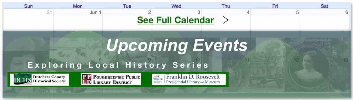 2020 DCHS Events Header
