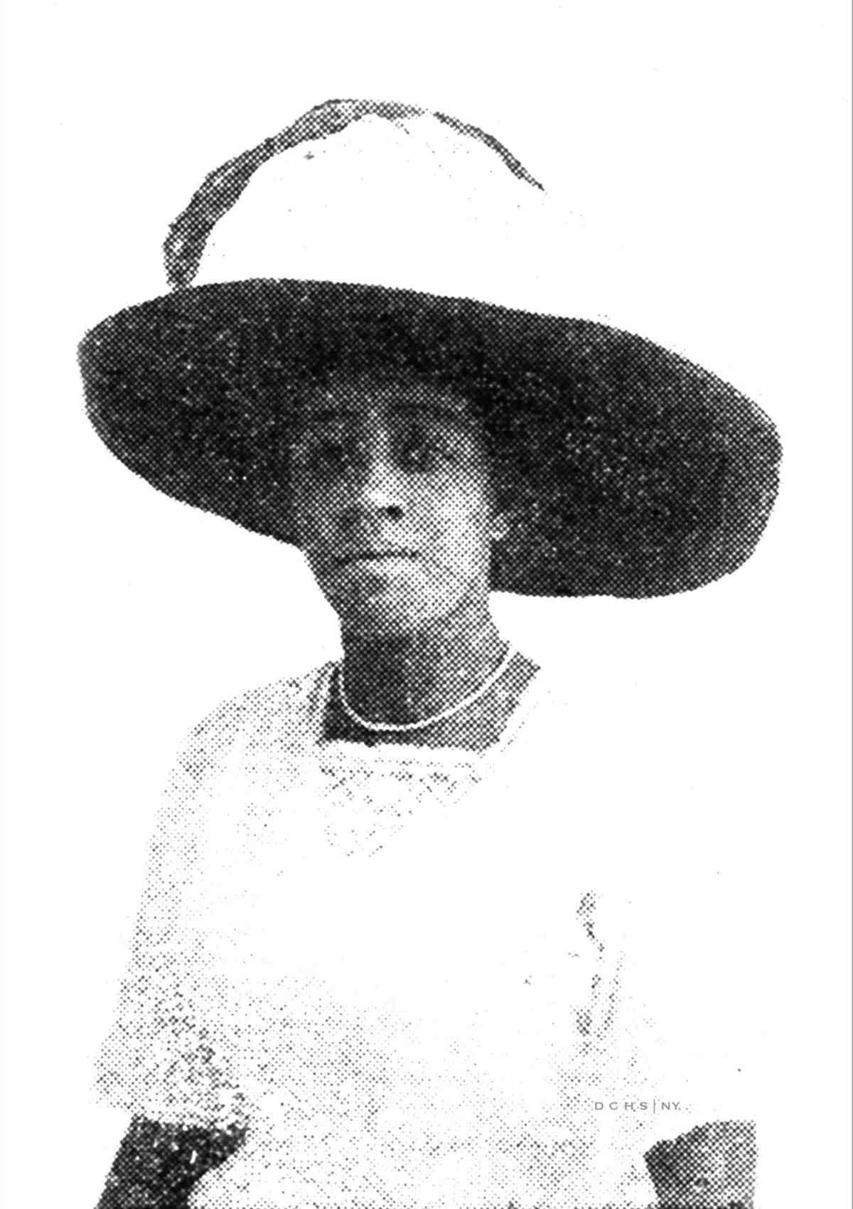 DCHS Sadie Peterson 1915 Quill