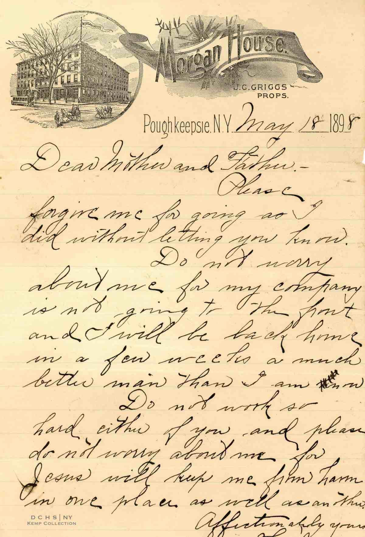 FKL Knickerbacker 1st letter 4YB