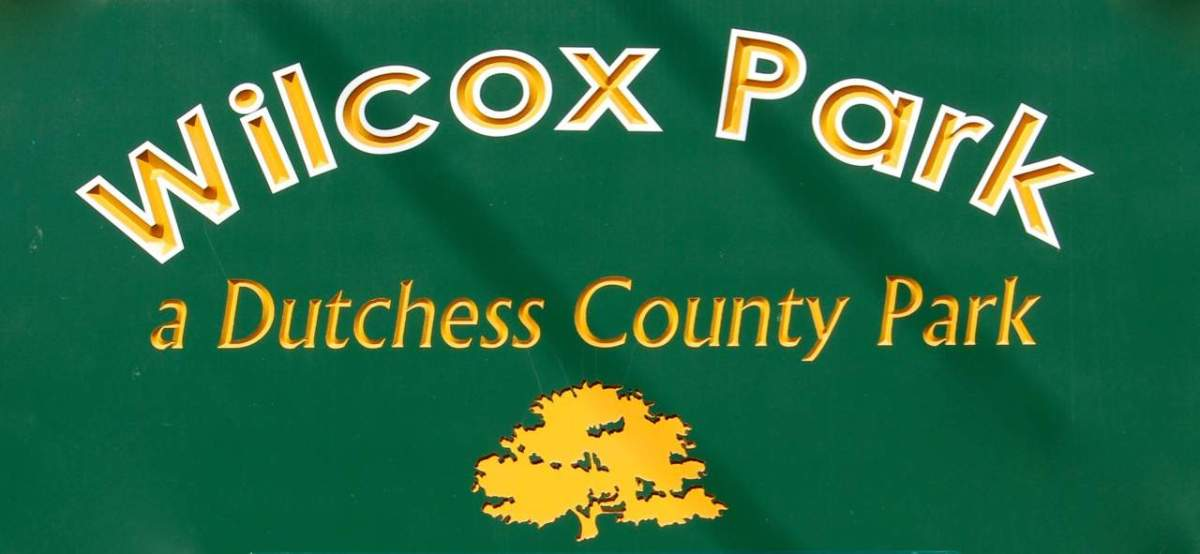 Wilcox Park Sign