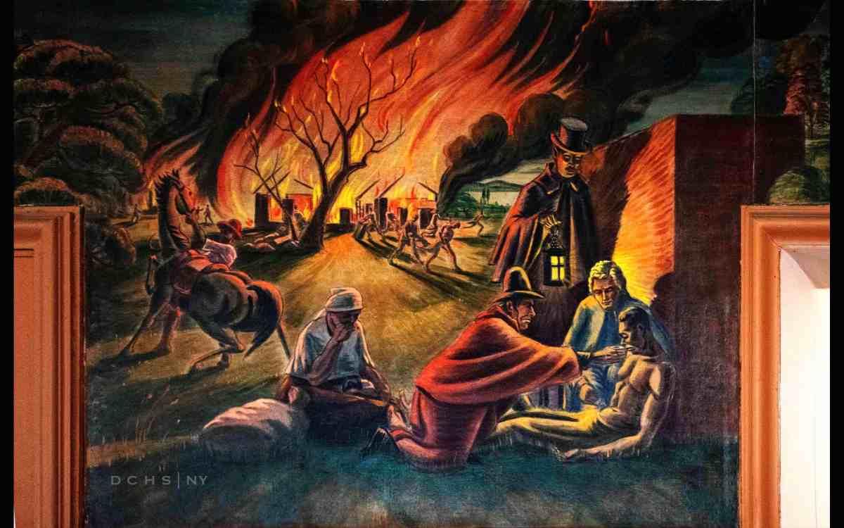 DCHS Rhinebeck PO 01w Fire