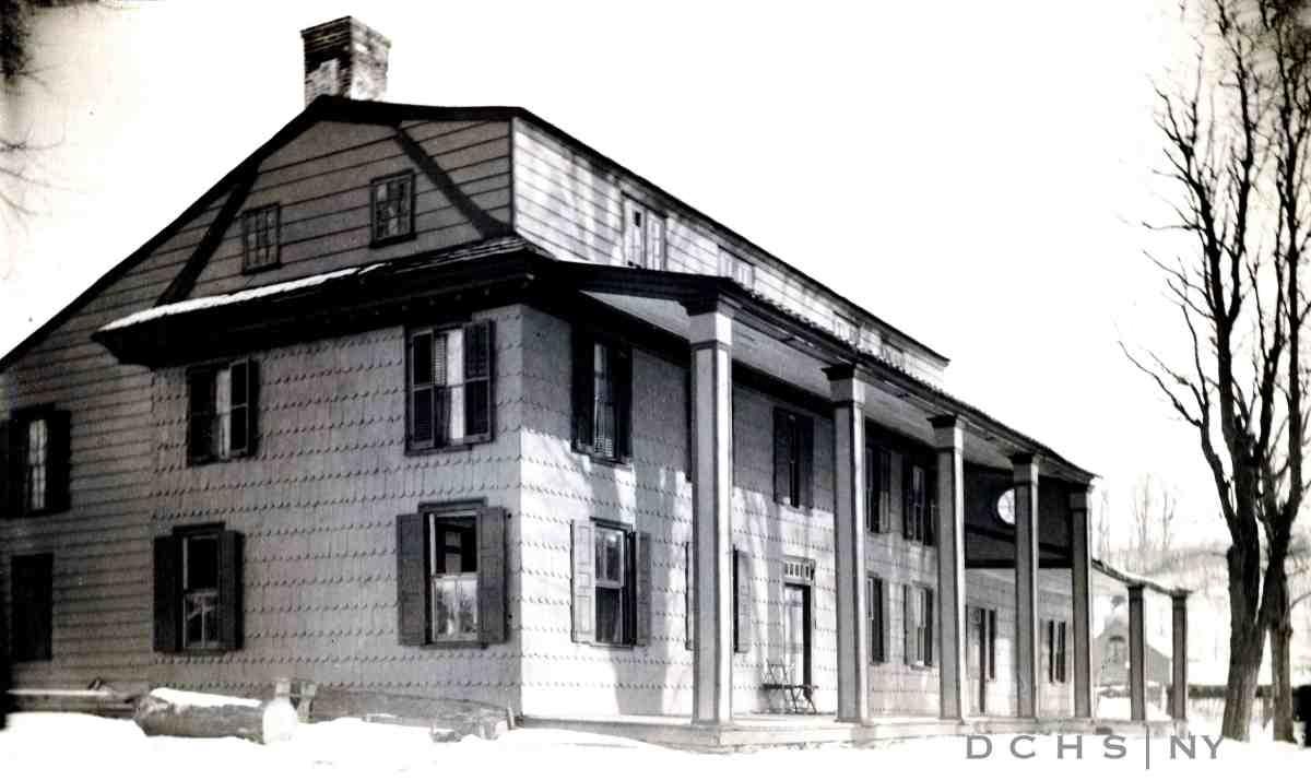 Henry Livingston House f4Tales