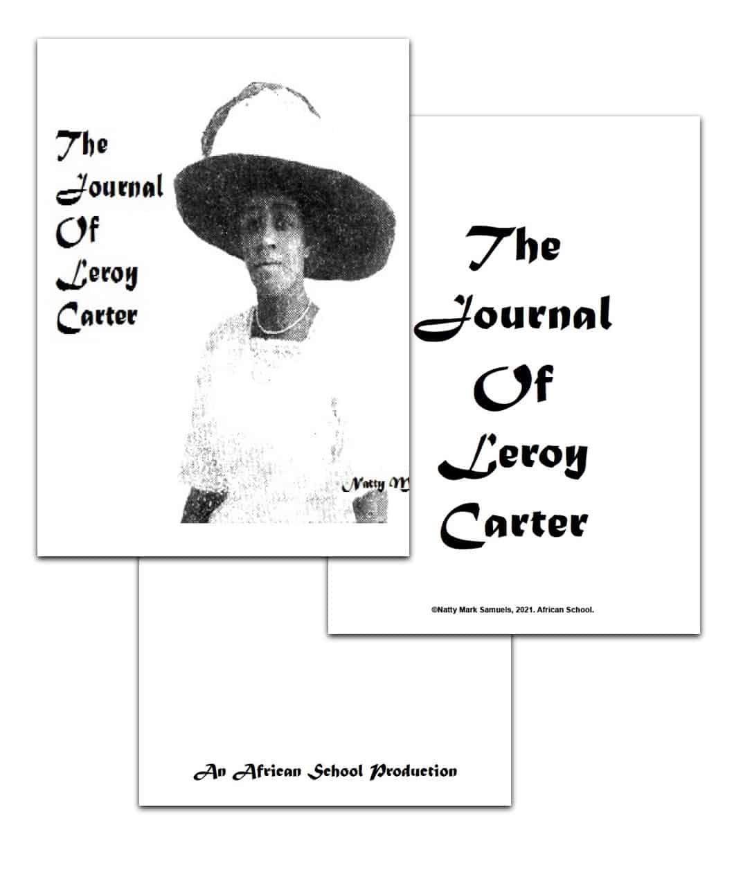 Journal of Leroy Carter