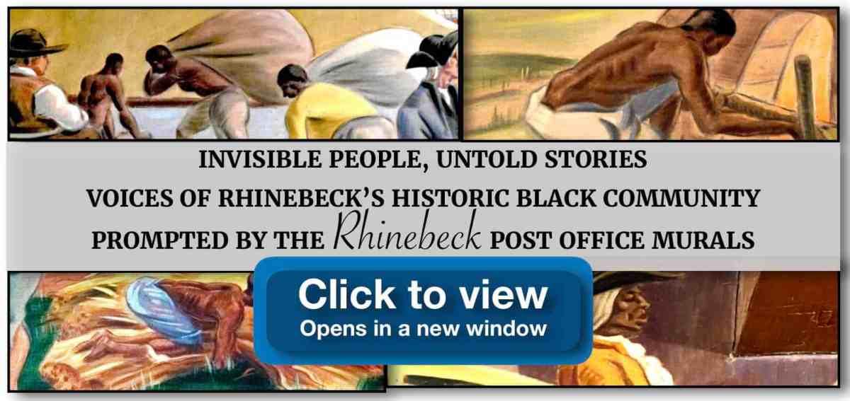 Rhinebeck Murals wbnw