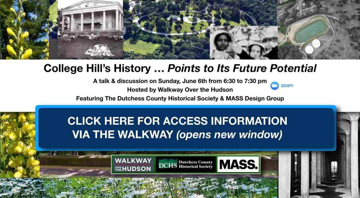 College Hill Walkway June 6