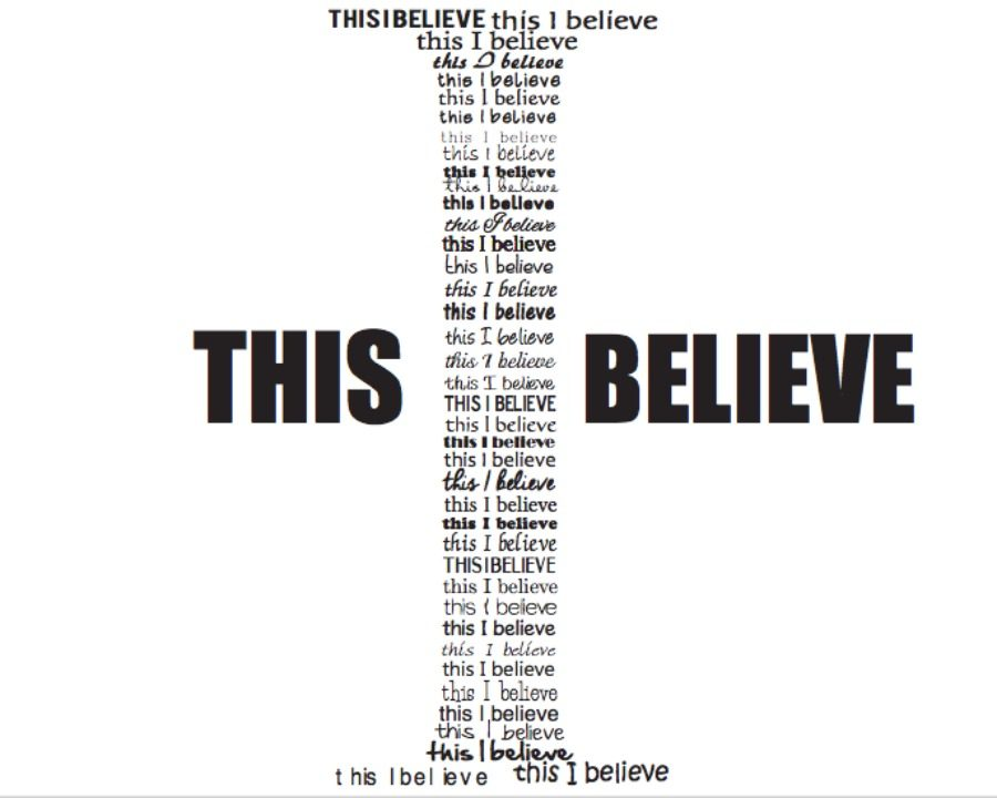 Delphi's first annual This I Believe program was a success