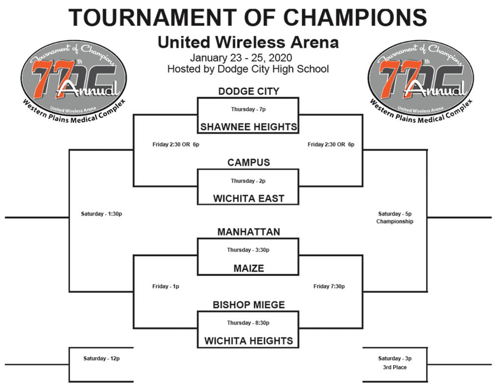Tournament of Champions — DCHS Sports