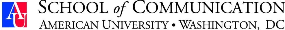 AU_SchoolOfCommunication_Logo