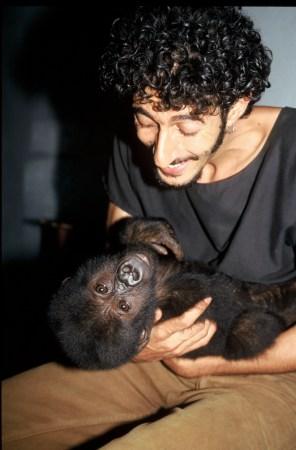 Ofir Drori and gorilla-1